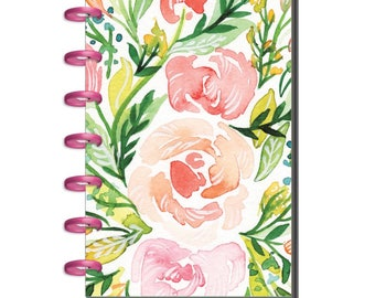 The Mini Happy Planner®, Soft Blooms 2018