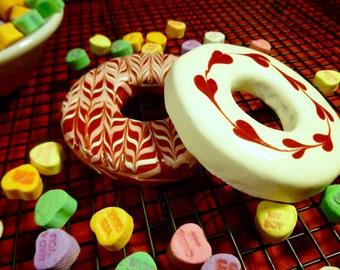 Dog Treats: Valentine Dog Donuts