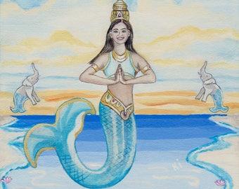 Namaste Mermaid 2