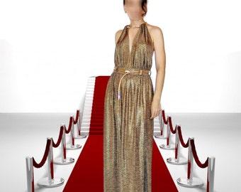 Evening dress - Hollywood robe