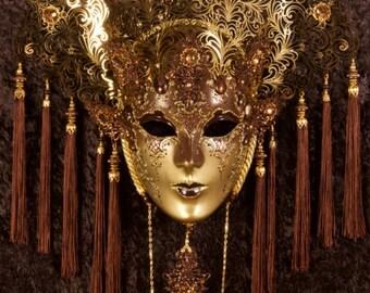 Venetian Mask | Prudentia