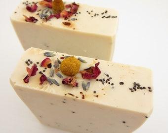 Summer Harvest Soap Handmade Cold Processed Soap Artisan Soap