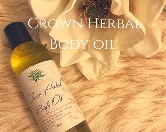 Crown Herbal Body oil