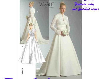 Vogue sewing pattern V2979 in sizes 18 - 20 - 22