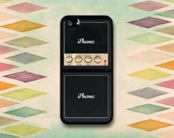 Awesome Amplifier Music Case: iPhone 4 // 4s or 5 // 5s // 5c