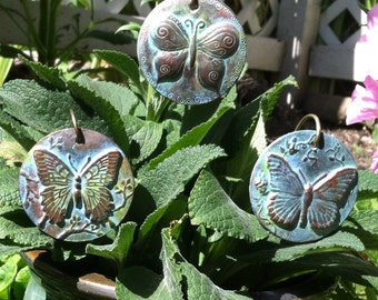 Butterfly Garden Stakes