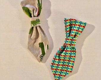 Dog Necktie - choose your favorite pattern!