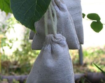 Organic Peppermint tea with Reusable tea bags