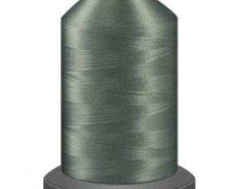 Nickle thread, quilting thread, sewing machine thread, glide thread, sewing thread, 1000m cone, grey thread, polyester thread