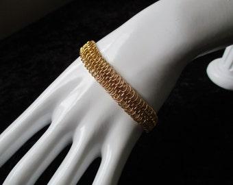 European 6-1 Chainmaille Bracelet