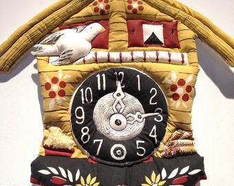 Daphne's Cuckoo Clock