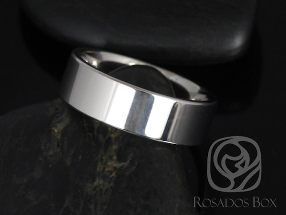 Rosados Box Dougie 7mm Cobalt Straight Pipe High Finish Band