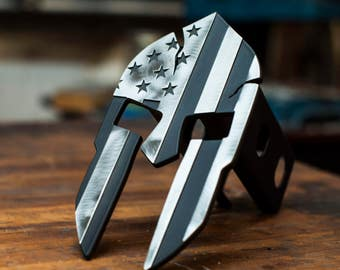 Stainless American Spartan