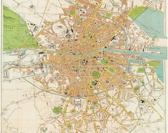 Dublin Map, Ireland Map, Dublin Ireland, Map Dublin, Map Ireland, Dublin Ireland Map, Ireland Dublin, Map Dublin Ireland, Suburbs Map, Maps