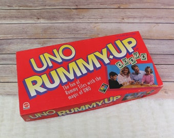 1993 UNO Rummy Up, Complete