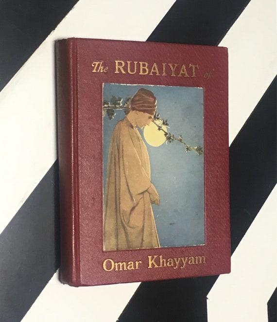 "The Rubaiyat of Omar Khayyam as Translated into English Verse by Edward Fitzgerald with Illustrations by Adeline Hanscom ""Popular Edition"""