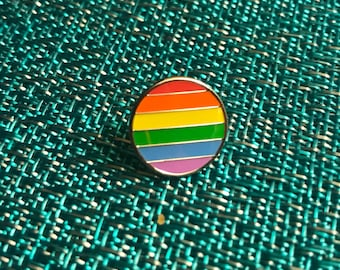 Rainbow Pride Pin