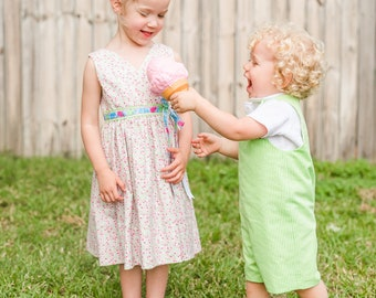 Clothing-Girls clothing-Girl Dress-Toddler Dress-Baby Dress-Dresses-Rap dress