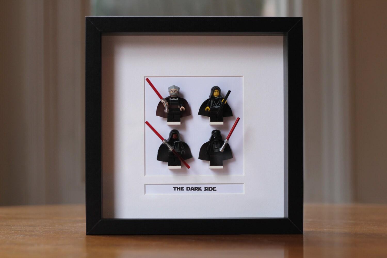 Tolle Lego Bilderrahmen Bilder - Bilderrahmen Ideen - szurop.info