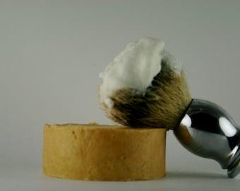Natural Shave Soap, Mens Shaving Soap, Men's Shave Soap,  Shaving Soap - All Natural Soap, Mens Shave Soap, Wet Shaving, Shaving Puck