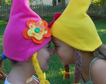 Girly Girls Gnome Hats