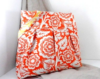 Slouch Bag, Joel Dewberry, Heirloom Fabric, Large Purse, Large Tote