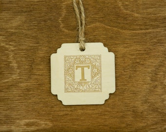 Wooden Wedding Gift Tags Party Favor Tags Personalized Wedding Tags Custom Hang Thank You Tags