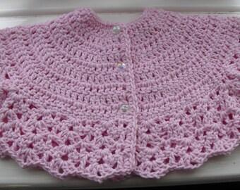 Instant Download - PDF- Beautiful Bolero Crochet Pattern (CB10)