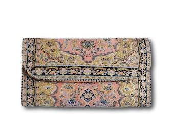 Vegan purse, Zippered purse, Designer purse, Cute purse, Hipster purse, cute wallet, floral Purse, Gypsy purse, Boho purse, Bohemian purse