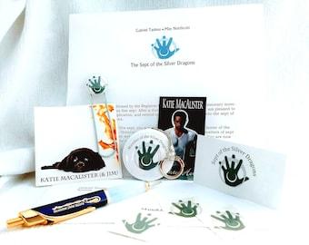 Silver Dragon Sept Membership (Katie Mac Dragon books)