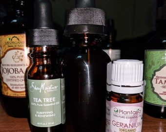 Face Serums - Mostly Organic!