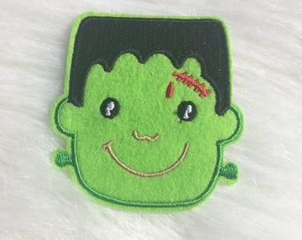 Frankie Patch/ Green Monster Patch