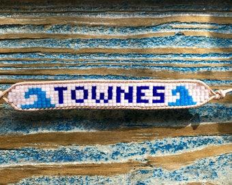 Kids Custom Name Bracelet