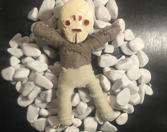 Creepy Alien Doll