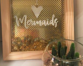 Gold Mermaids