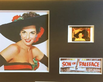 Son Of Paleface Bob Hope Jane Russell Roy Rogers Unframed 35mm Film Cells V2 VERY RARE