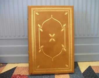 Early Autumn by Louis Bromfield Limited Edition Fine Leather book / Gold gilt   1927 Pulitzer Prize