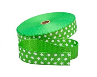 Strap with 30mm Green star