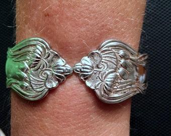 Nenuphar (Water Lily) 1905 Spoon Bracelet