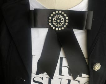 Fashion Bows Brooches, Gucci Inspired