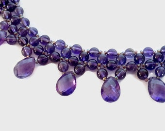 Putting on the Ritz with Amethysts