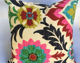 Desert Flower Pillow - 13