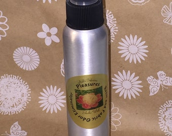Room and fabric odor eliminator