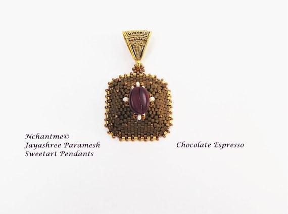 Sweetart Pendants Finished Jewelry