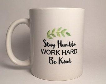 Inspirational Mug | Coffee Mug | Custom Mug | Hostess Gift | Couples Gift