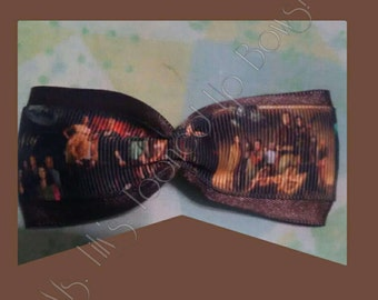 Browncoat Firefly Joss Whedon Bow