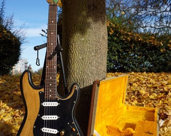 The Wand - A Custom Electric Guitar