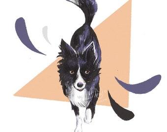 Single Pet Portrait - Custom Commission