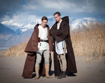 Star Wars Jedi Robe Brown