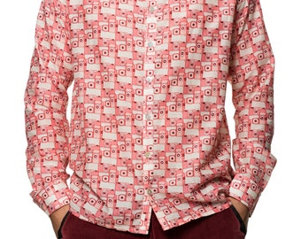 Shirt 110mm Mark-Silk